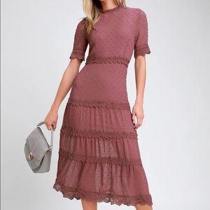 Dreaming of You midi dress